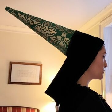 A 1470s Turret Headdress from France