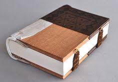 Byzantine book binding model book