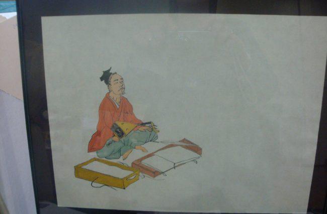 Ishiyama-Gen'tarou-Yori'ie---Reproduction-from-the-Snajuniban-Shokuni