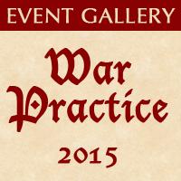 War Practice 2015