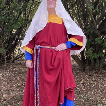10th Cent. Saxon/Norman Outfit