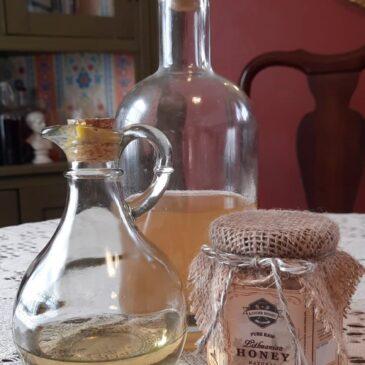 Lithuanian Krupnik-Bison Grass and Wildflower Honey
